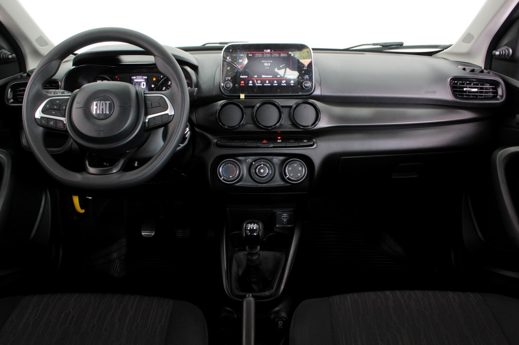 Imagem do veículo FIAT ARGO 1.0 DRIVE FLEX 4P MANUAL - 2021 - BRANCO **0 KM**
