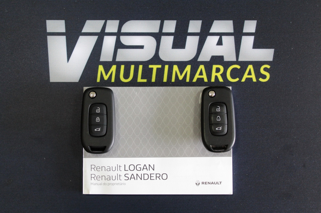 Imagem do veículo RENAULT STEPWAY 1.6 ICONIC FLEX 4P AUTOMÁTICO CVT 6M - 2020 - VERMELHO