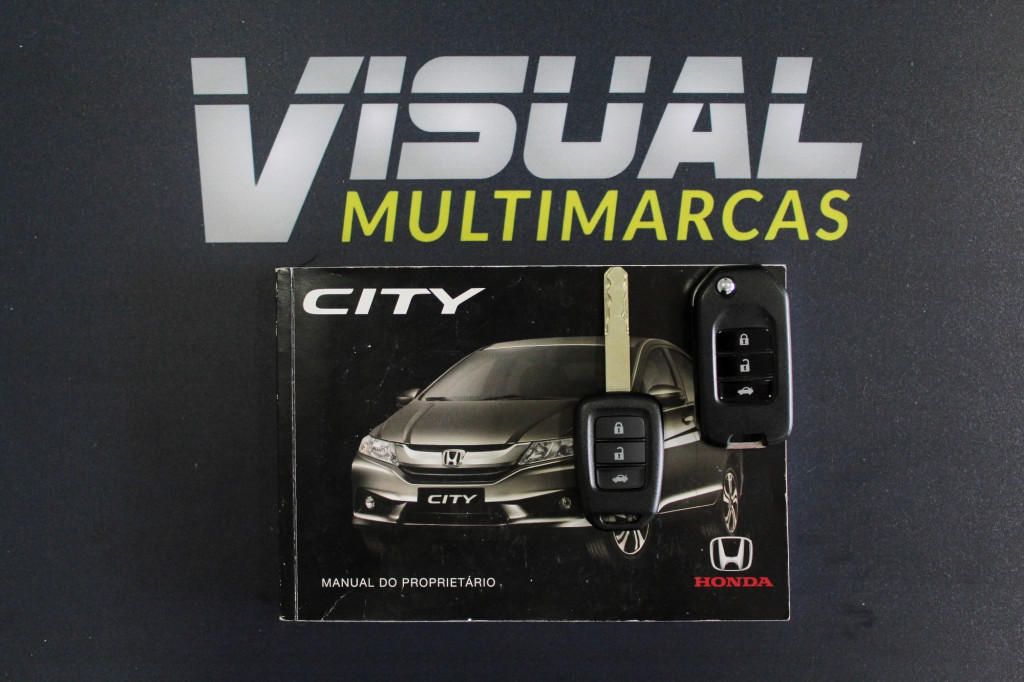 Imagem do veículo HONDA CITY 1.5 LX FLEX 4P AUTOMÁTICO CVT - 2017 - PRETO