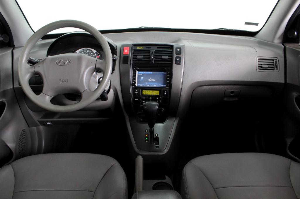 Imagem do veículo HYUNDAI TUCSON 2.0 GLS FLEX 4P AUTOMÁTICO - 2015 - PRATA