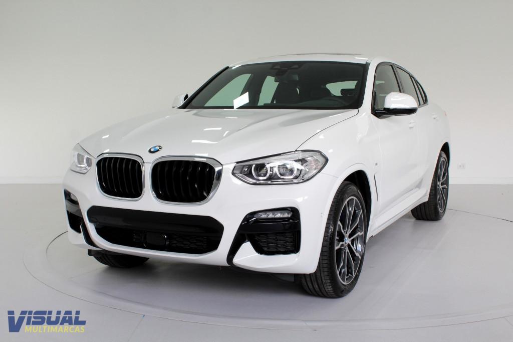 BMW X4 2.0 XDRIVE30I M SPORT 4P AWD AUTOMÁTICO 8M - 2021 - BRANCO **0 KM** (**UNIDADE DISPONÍVEL A PRONTA ENTREGA**)