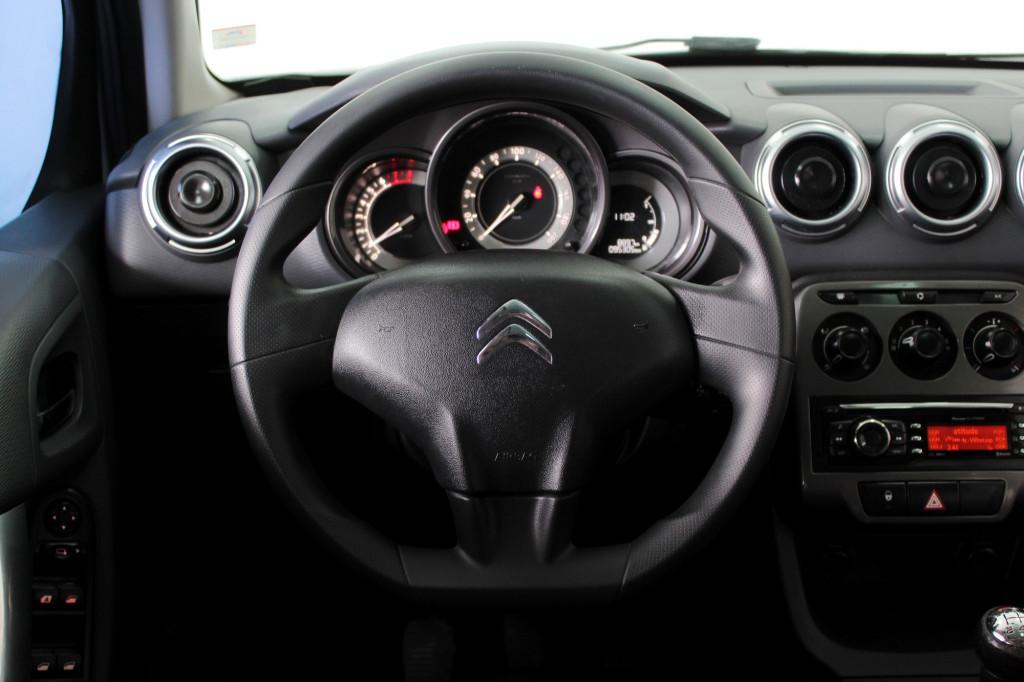 Imagem do veículo CITROËN C3 1.5 TENDANCE FLEX 4P MANUAL - 2013 - PRATA