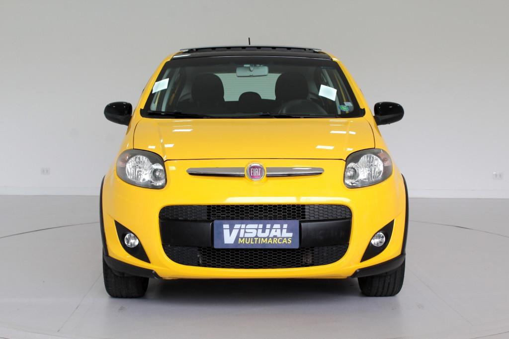 Imagem do veículo FIAT PALIO 1.6 SPORTING INTERLAGOS FLEX 4P MANUAL - 2014 - MANUAL