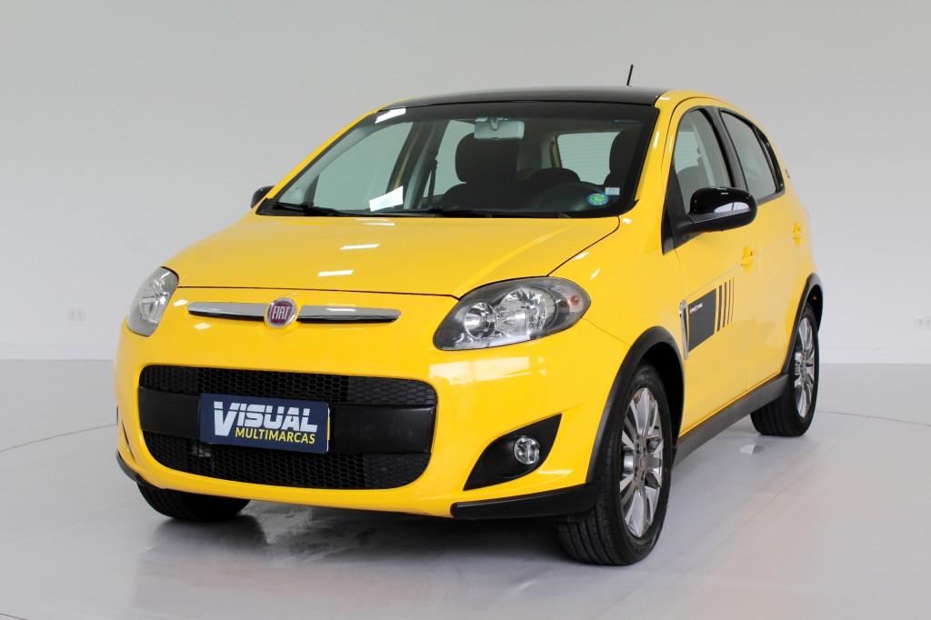 FIAT PALIO 1.6 SPORTING INTERLAGOS FLEX 4P MANUAL - 2014 - MANUAL