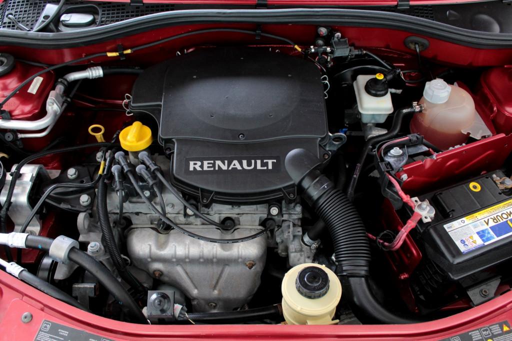 Imagem do veículo RENAULT SANDERO 1.6 EXPRESSION FLEX 4P MANUAL - 2010 - VERMELHO