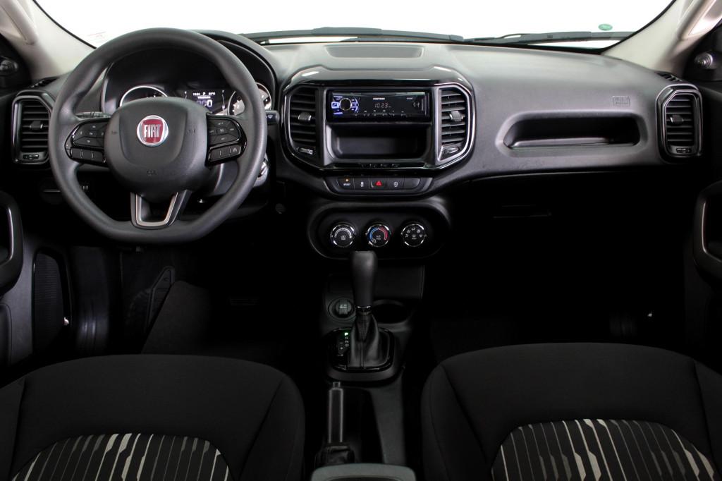 Imagem do veículo FIAT TORO 1.8 ENDURANCE FLEX  4P AUTOMÁTICO 6M - 2020 - CINZA