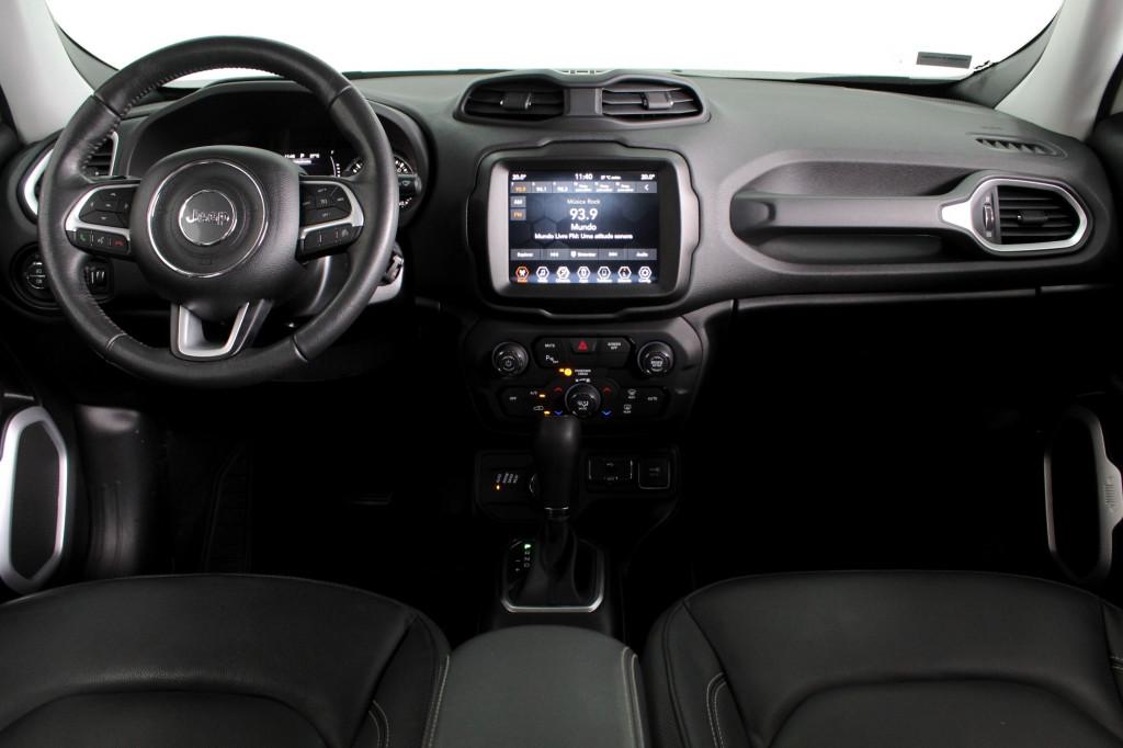 Imagem do veículo JEEP RENEGADE 2.0 LONGITUDE TURBO DIESEL 4P 4X4 AUTOMÁTICO 9M - 2019 - BRANCO