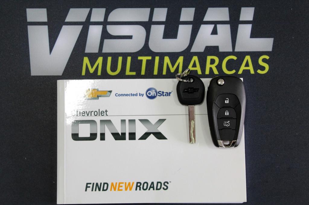 Imagem do veículo CHEVROLET ONIX 1.4 ADVANTAGE FLEX 4P AUTOMÁTICO 6M - 2019 - BRANCO