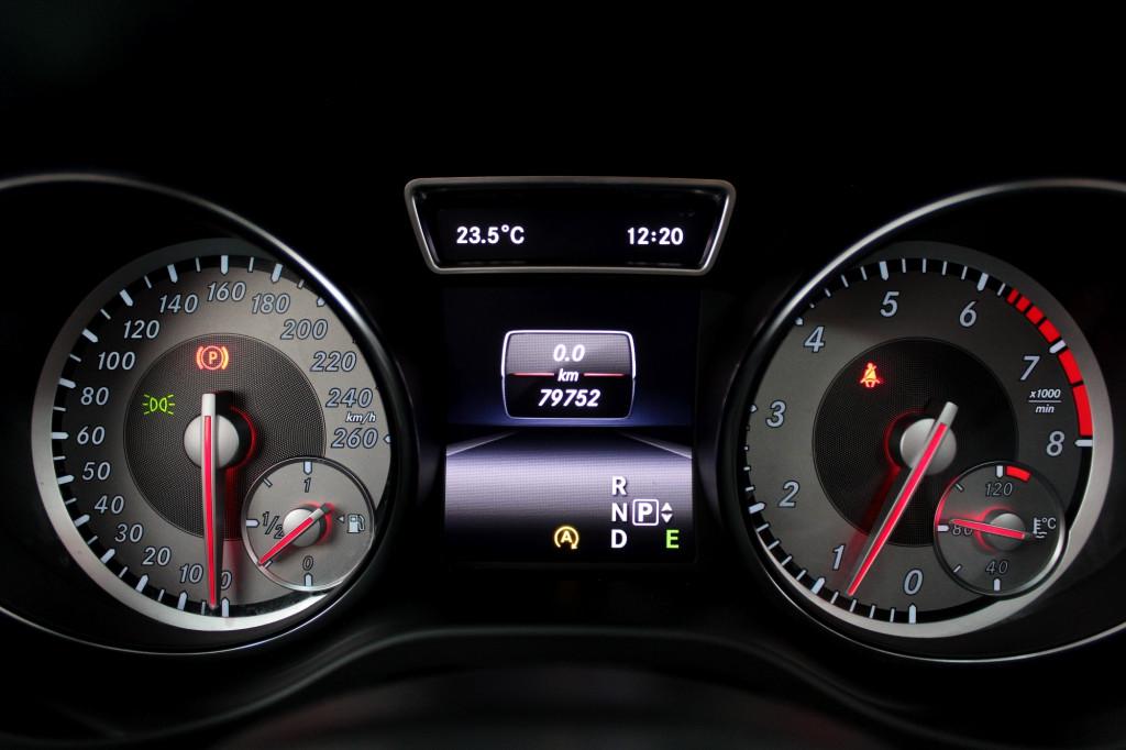 Imagem do veículo MERCEDES-BENZ GLA 250 VISION 4P AUTOMATIZADO 7M - 2015 - CINZA