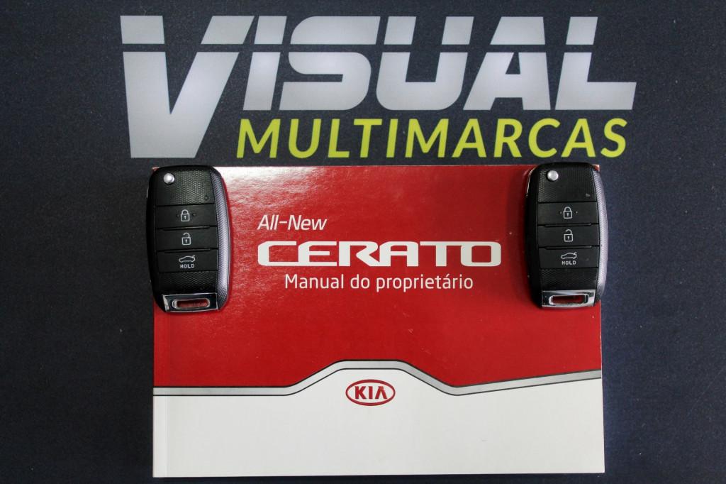 Imagem do veículo KIA CERATO 1.6 4P AUTOMÁTICO 6M - 2014 - PRATA