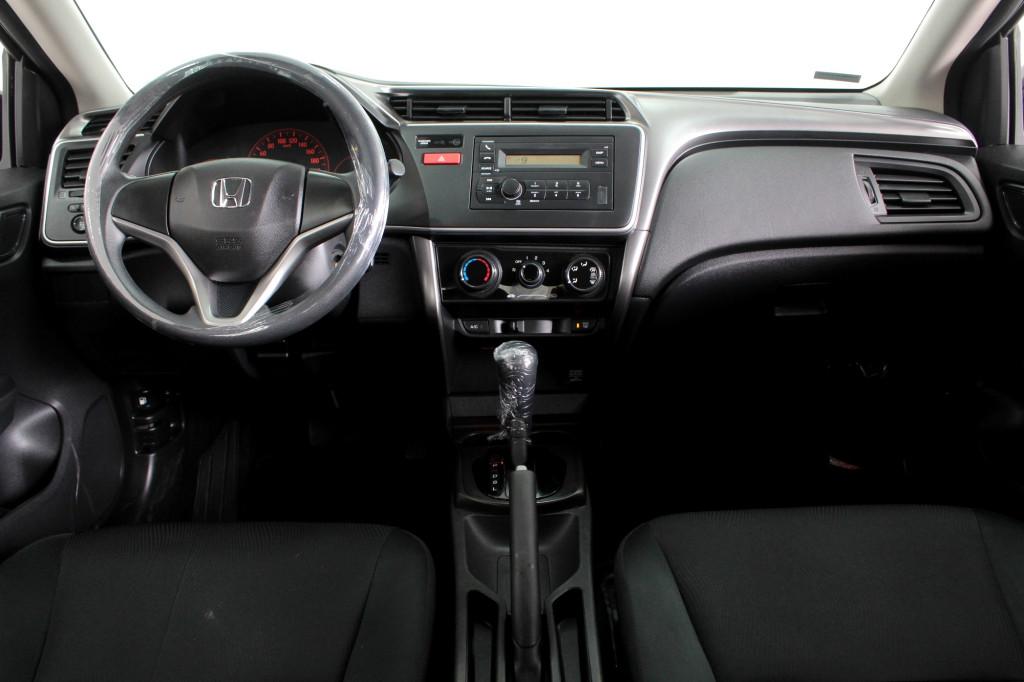 Imagem do veículo HONDA CITY 1.5 LX  FLEX 4P AUTOMÁTICO CVT - 2015 - PRETO