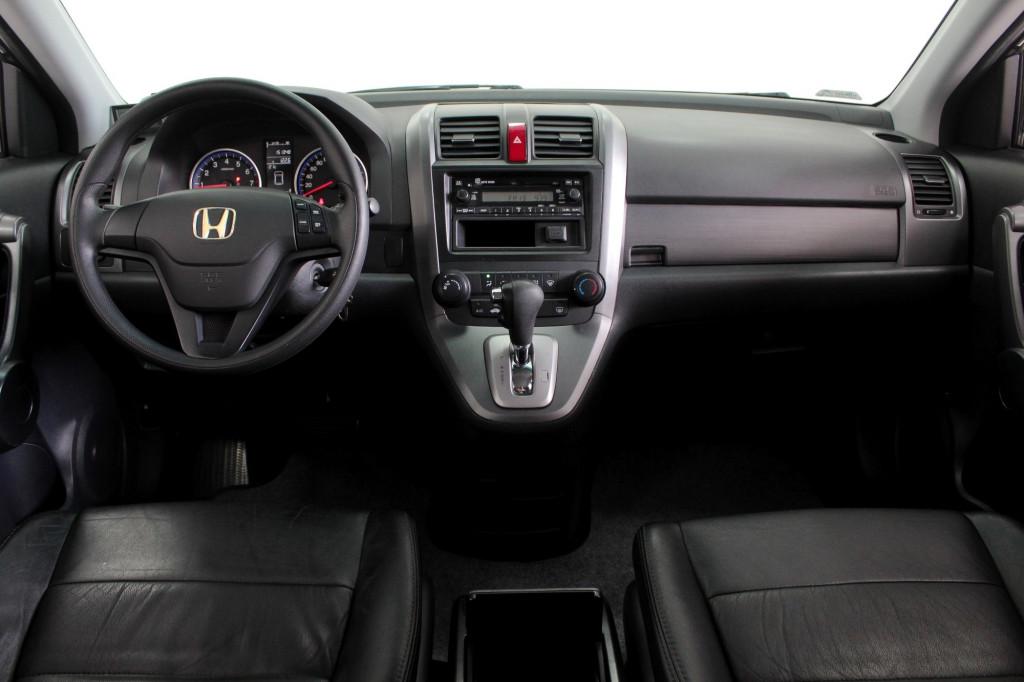 Imagem do veículo HONDA CR-V 2.0 LX 4P AUTOMÁTICO 5M - 2009 - PRETO
