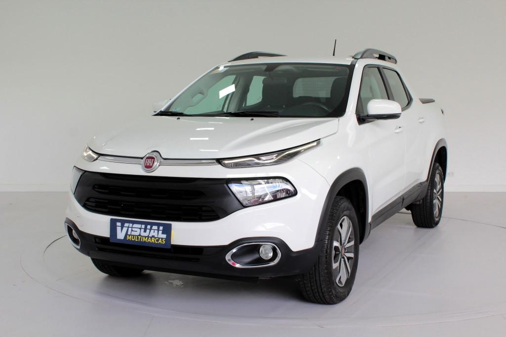 Imagem do veículo FIAT TORO FREEDOM 1.8 FLEX 4P AUTOMÁTICO 6M - 2019 - BRANCO
