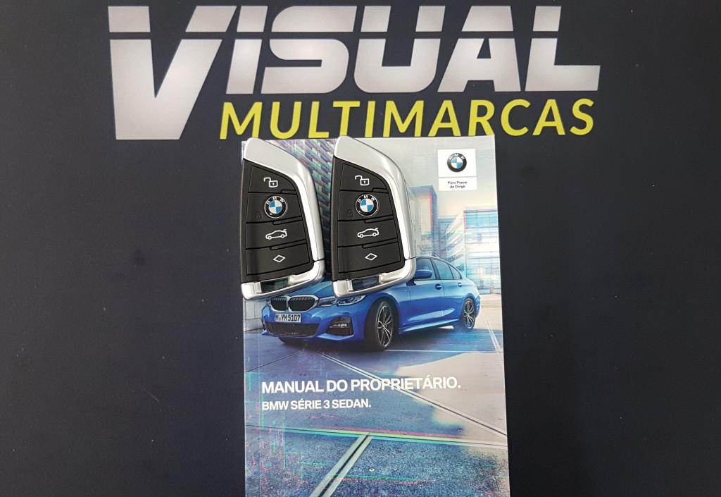 Imagem do veículo BMW 320i 2.0 TURBO SPORT GP 4P AUTOMÁTICO 8M - 2020 - PRETO