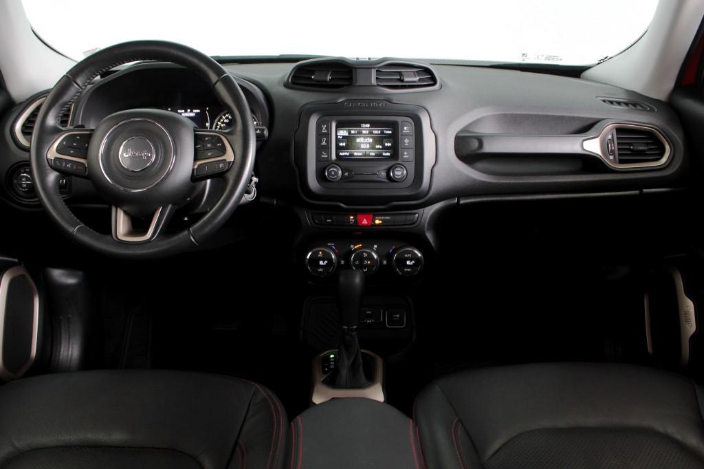 Imagem do veículo JEEP RENEGADE 1.8 LONGITUDE FLEX 4P AUTOMÁTICO 6M - 2017 - VERMELHO