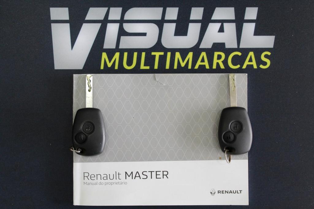 Imagem do veículo RENAULT MASTER 2.3 MINIBUS EXECUTIVE TURBO DIESEL 16L 3P MANUAL 6M - 2019 - BRANCO