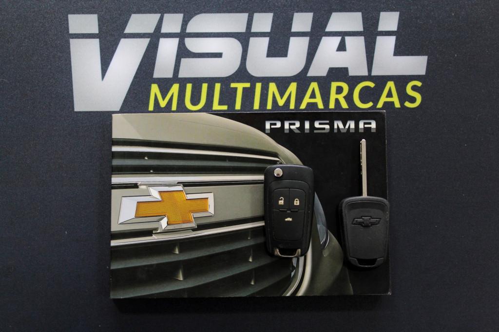 Imagem do veículo CHEVROLET PRISMA 1.0 LT FLEX 4P MANUAL - 2014 - PRETO