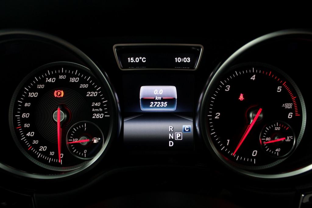 Imagem do veículo MERCEDES-BENZ GLE 350 3.0 V6 HIGHWAY AWD TURBO DIESEL AUTOMÁTICO 9M - 2018 - PRETO