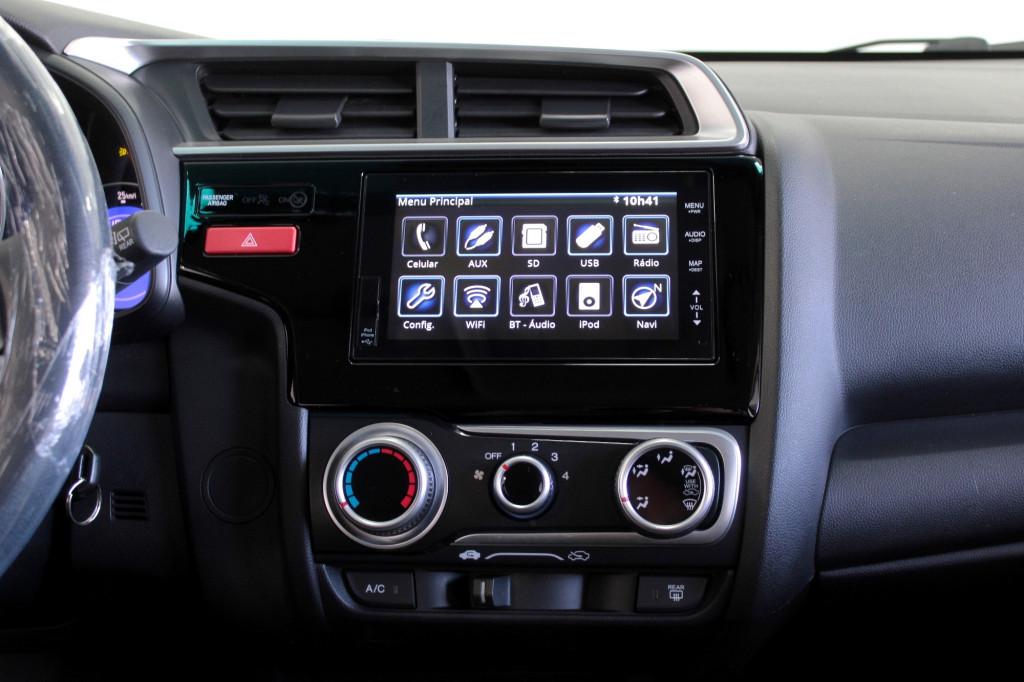 Imagem do veículo HONDA FIT 1.5 EXL FLEX AUTOMÁTICO CVT - 2017 - PRATA