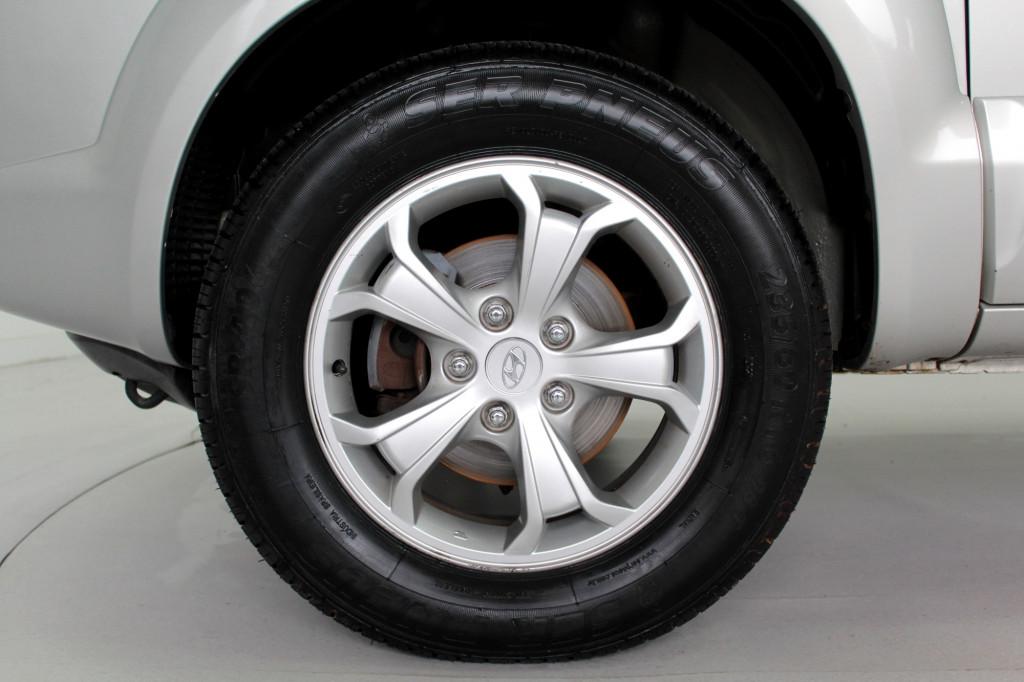 Imagem do veículo HYUNDAI TUCSON 2.0 GLS FLEX 4P AUTOMÁTICO - 2013 - PRATA