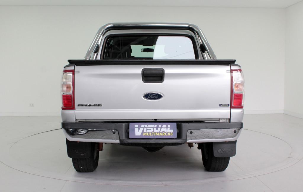 Imagem do veículo FORD RANGER 2.3 XLT CD 4P MANUAL - 2011 - PRATA