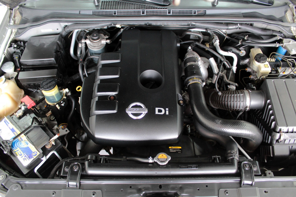 Imagem do veículo NISSAN FRONTIER 2.5 LE 4X4 CD TURBO DIESEL AUTOMÁTICO 5M - 2012 - PRATA