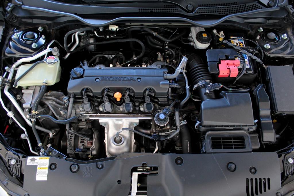 Imagem do veículo HONDA CIVIC 2.0 EXL FLEX 4P AUTOMÁTICO CVT 7M - 2017 - PRETO