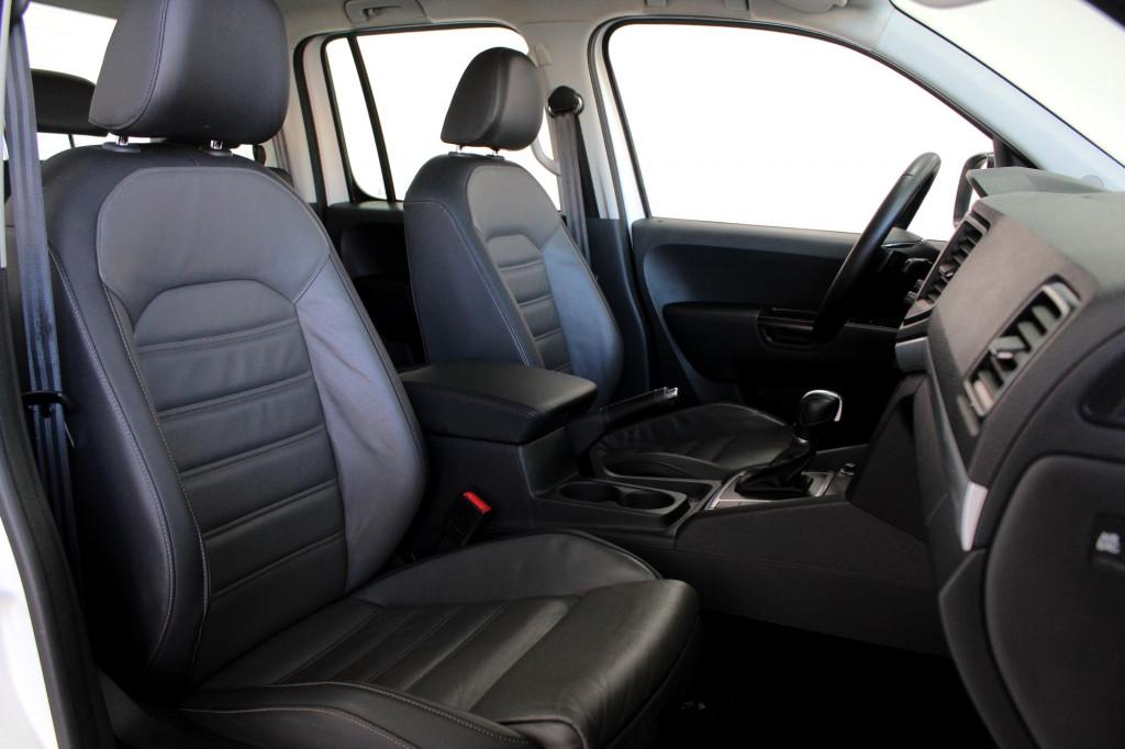Imagem do veículo VOLKSWAGEN AMAROK 3.0 V6 HIGHLINE TURBO DIESEL 4X4 CD AUTOMÁTICO 8M - 2018 - BRANCO