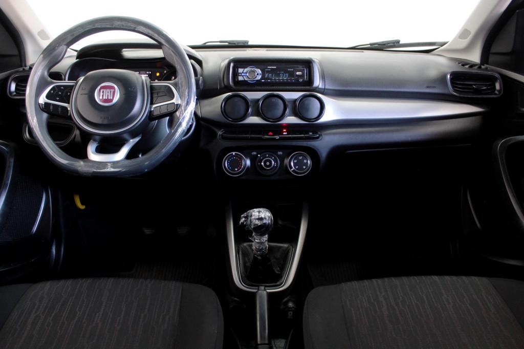 Imagem do veículo FIAT ARGO 1.0 FLEX 4P MANUAL - 2019 - CINZA
