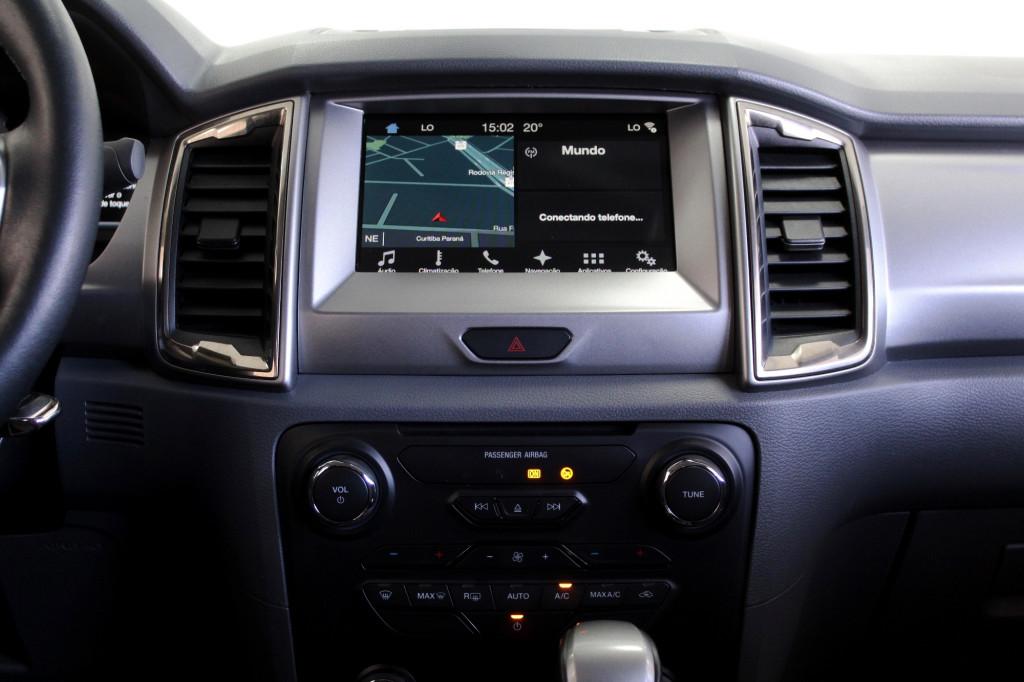 Imagem do veículo FORD RANGER 3.2 LIMITED 4X4 CD TURBO DIESEL 4P AUTOMÁTICO 6M - 2018 - BRANCO
