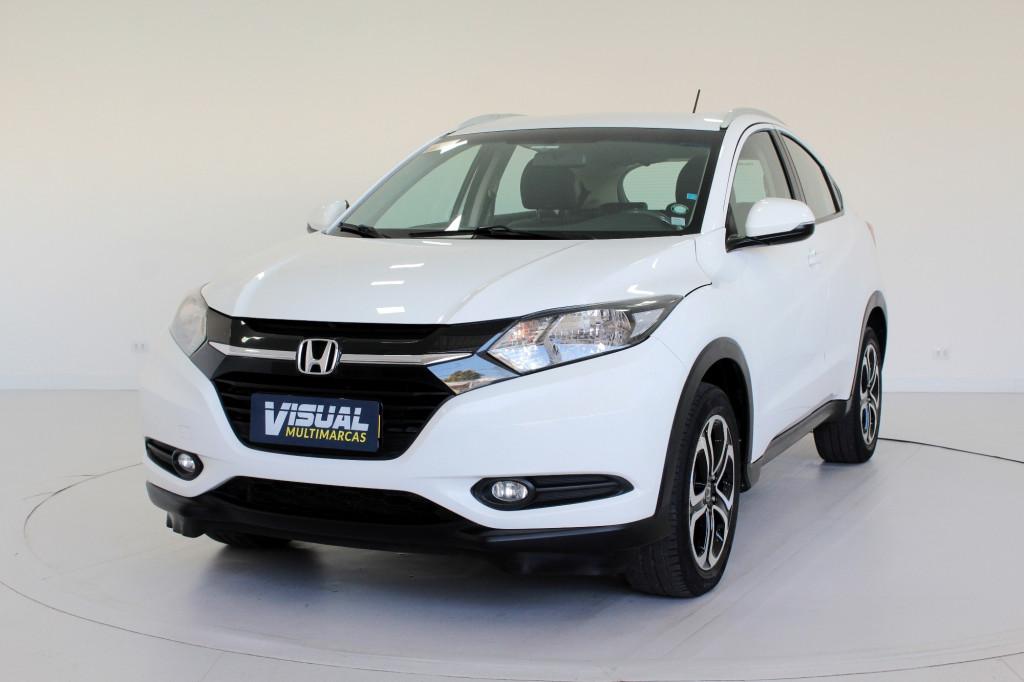 HONDA HR-V 1.8 EX FLEX 4P AUTOMÁTICO CVT 7M - 2016 - BRANCO