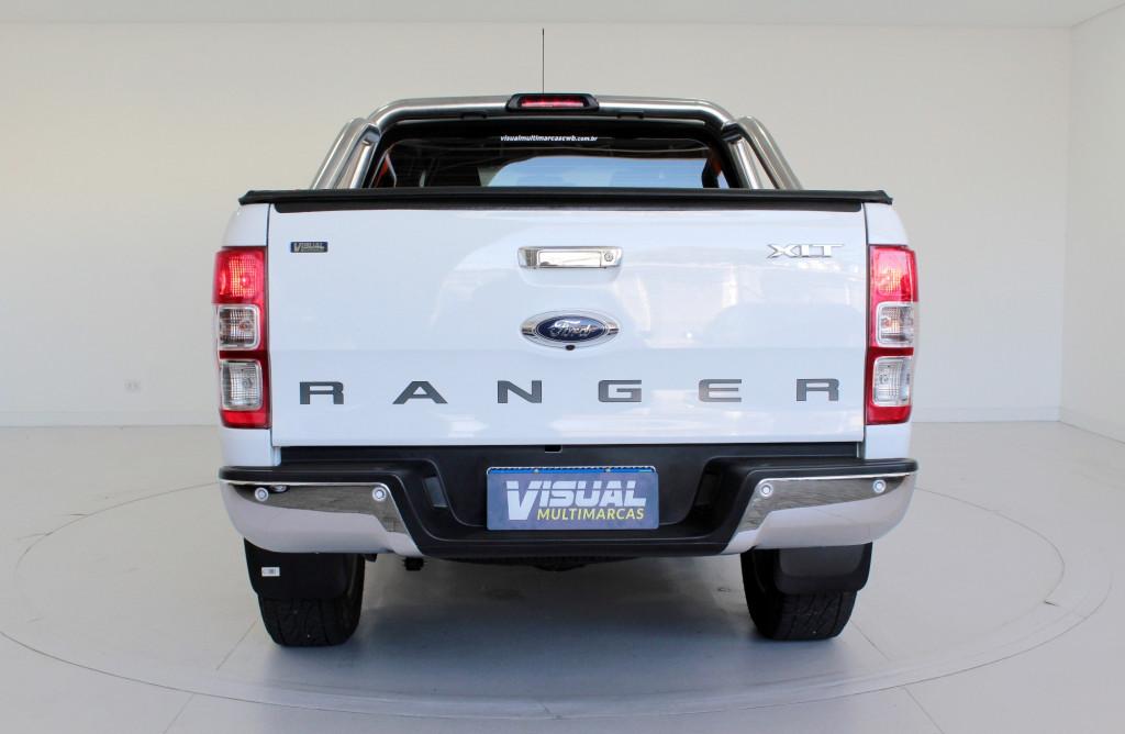 Imagem do veículo FORD RANGER 3.2 XLT TURBO DIESEL 4X4 4P AUTOMÁTICO 6M - 2017 - BRANCO