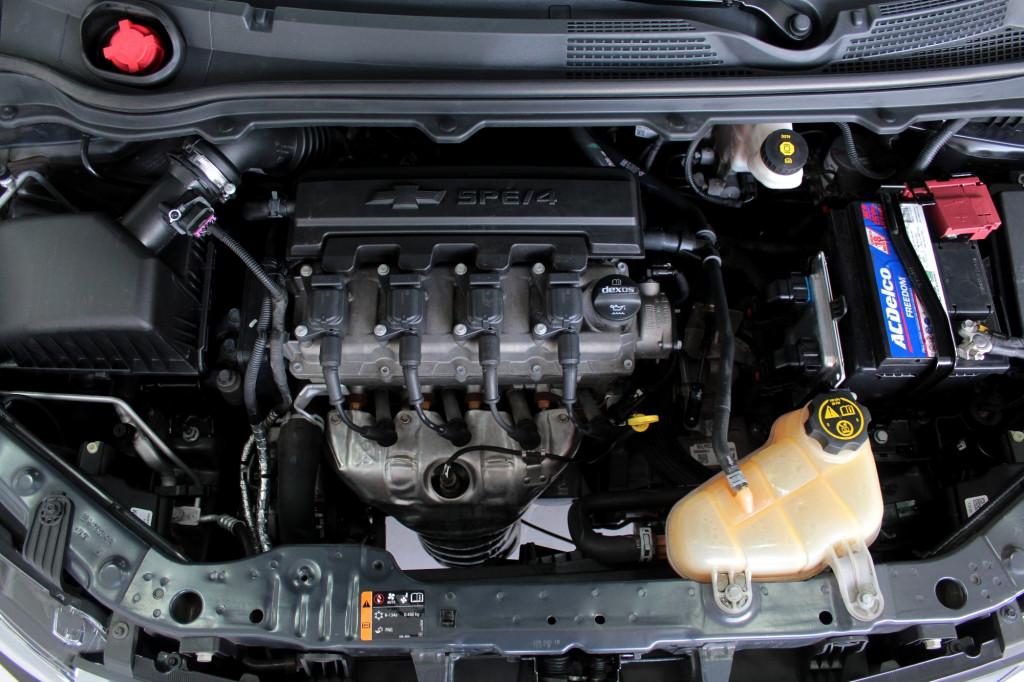 Imagem do veículo CHEVROLET PRISMA 1.4 LTZ FLEX 4P AUTOMÁTICO 6M - 2018 - PRETO