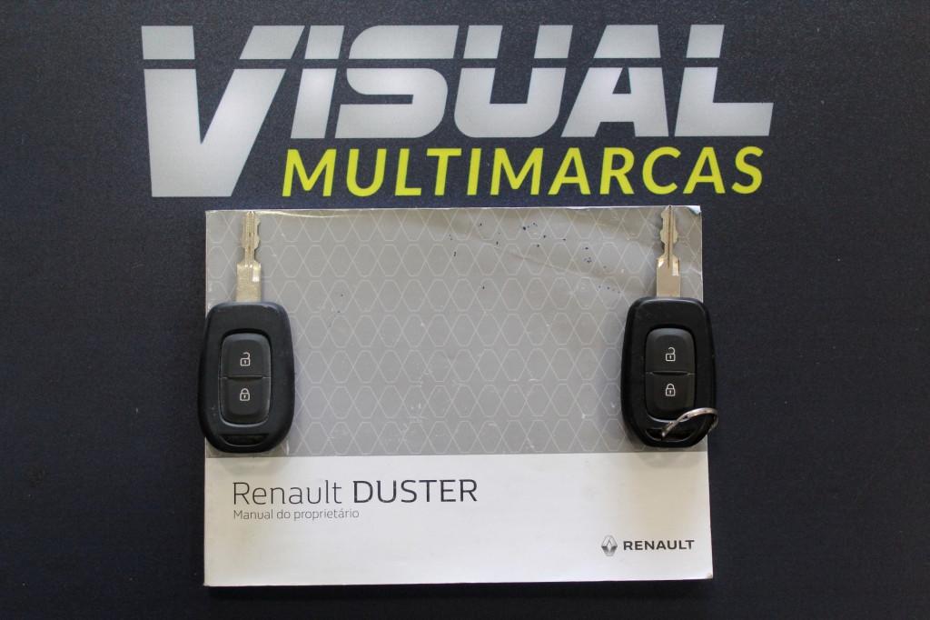 Imagem do veículo RENAULT DUSTER 1.6 DYNAMIQUE FLEX MANUAL - 2019 - BRANCO