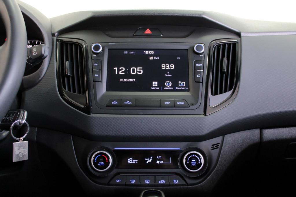 Imagem do veículo HYUNDAI CRETA 2.0 SPORT FLEX 4P AUTOMÁTICO 6M - 2018 -PRETO