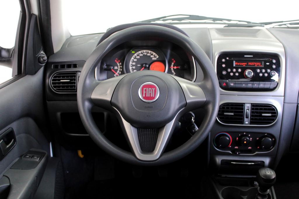 Imagem do veículo FIAT PALIO 1.4 WEEKEND ATTRACTIVE FLEX 4P MANUAL - 2018 - BRANCO