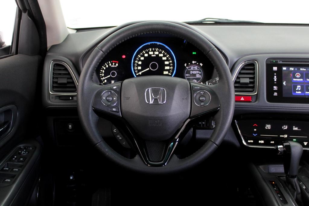Imagem do veículo HONDA HR-V 1.8 EXL FLEX AUTOMÁTICO CVT 7M - 2016 - PRATA
