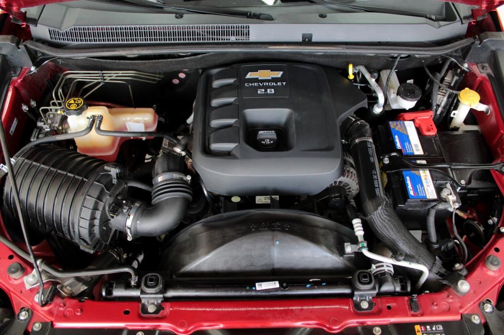 Imagem do veículo CHEVROLET S10 2.8 LT TURBO DIESEL 4X4 AUTOMÁTICO 6M - 2020 - VERMELHO