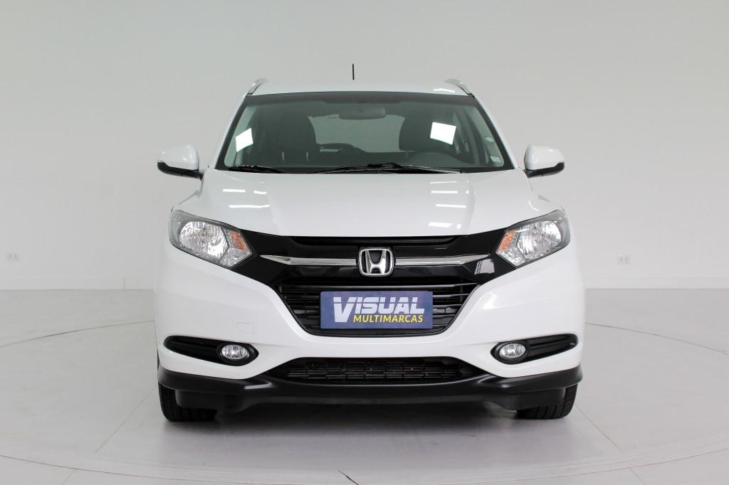 Imagem do veículo HONDA HR-V 1.8 EXL FLEX AUTOMÁTICO CVT 7M - 2018 - BRANCO PÉROLA