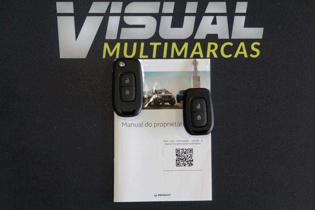 Imagem do veículo RENAULT LOGAN 1.6 ICONIC FLEX AUTOMÁTICO CVT 6M - 2020 - PRETO