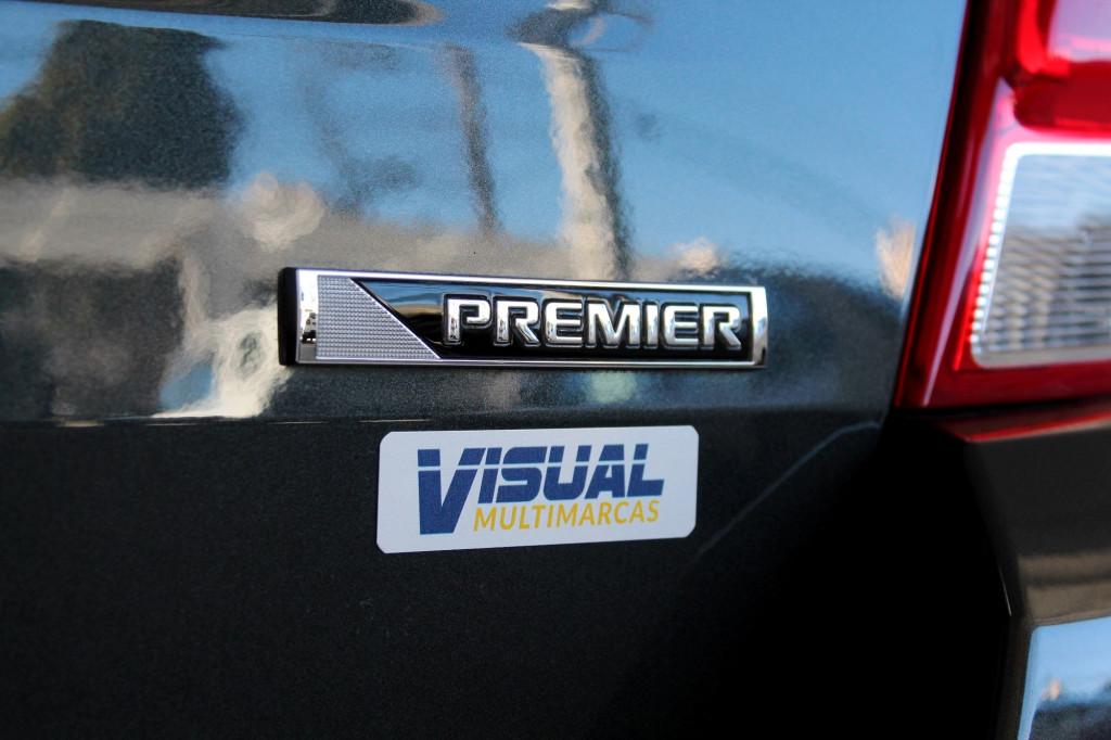 Imagem do veículo CHEVROLET TRACKER 1.4 TURBO PREMIER FLEX AUTOMÁTICO 6M - 2018 - CINZA