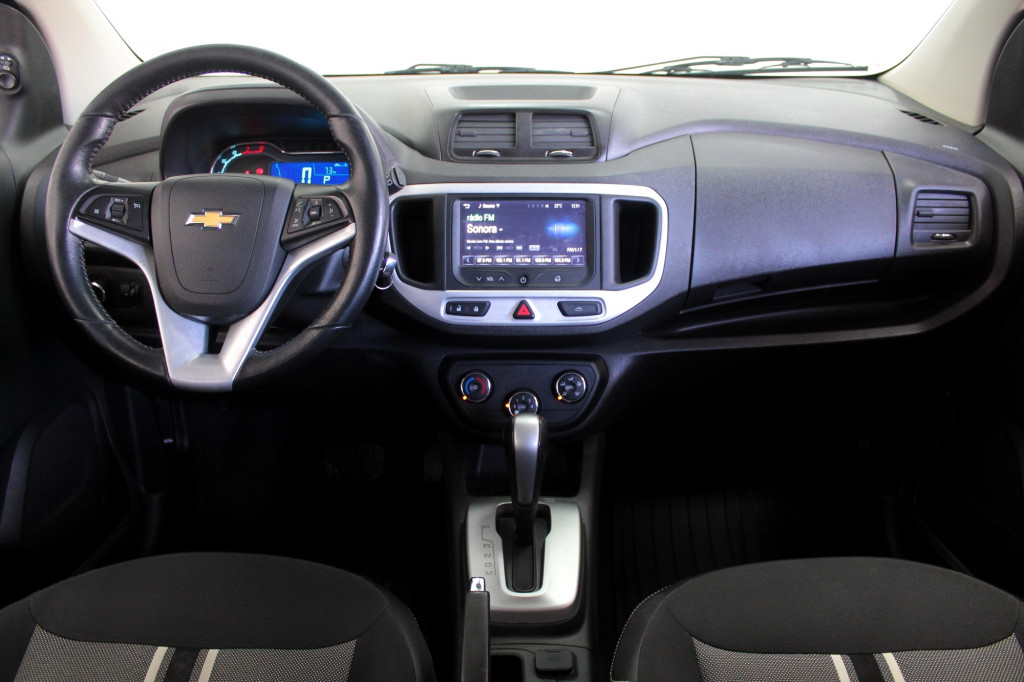 Imagem do veículo CHEVROLET SPIN 1.8 ACTIV FLEX 4P AUTOMÁTICO 6M - 2016 - BRANCO