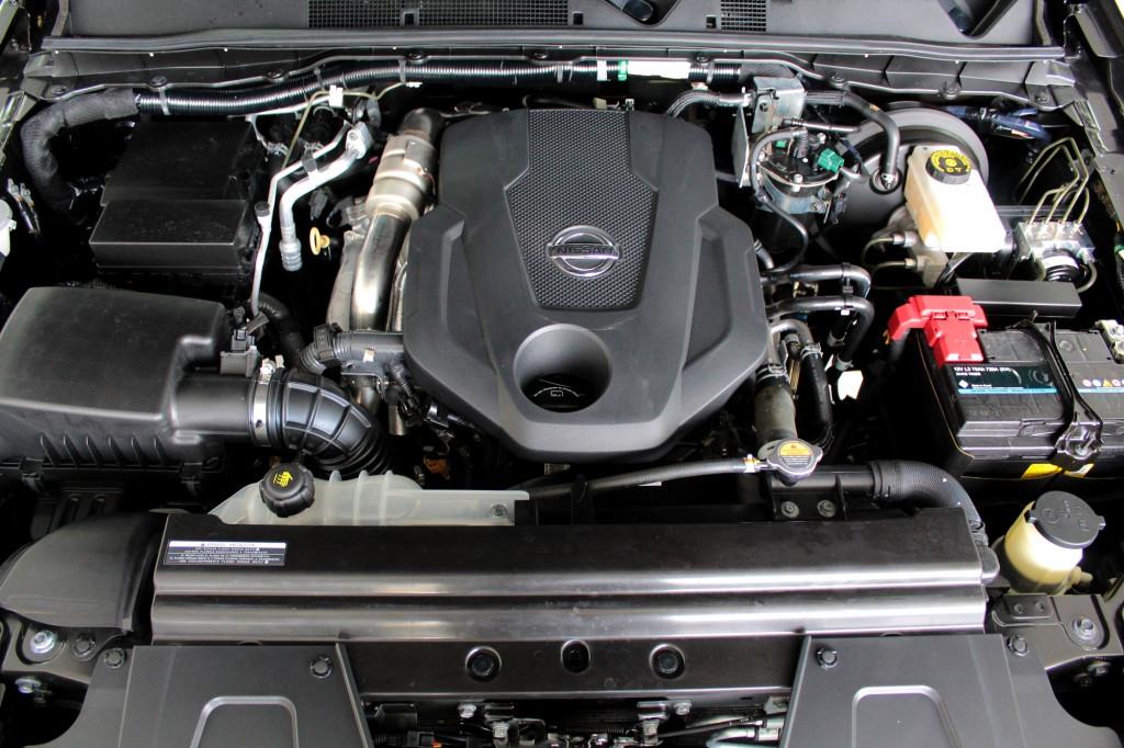 Imagem do veículo NISSAN FRONTIER 2.3 LE TURBO DIESEL CD 4X4 AUTOMÁTICO 7M - 2020 - PRETO
