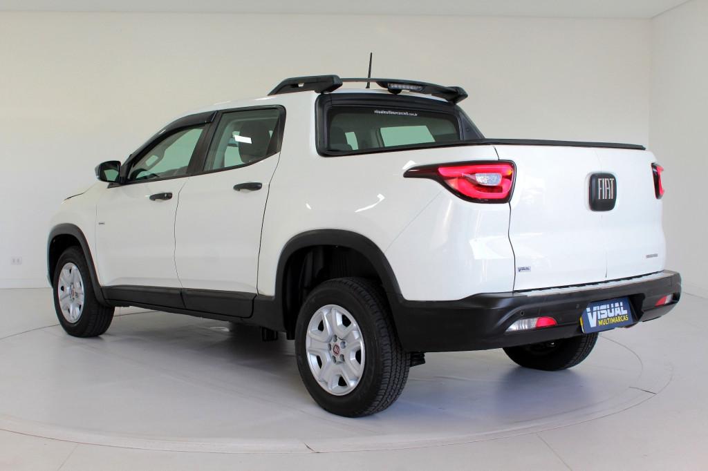Imagem do veículo FIAT TORO 2.0 FREEDOM TURBO DIESEL MANUAL 6M - 2018 - BRANCO
