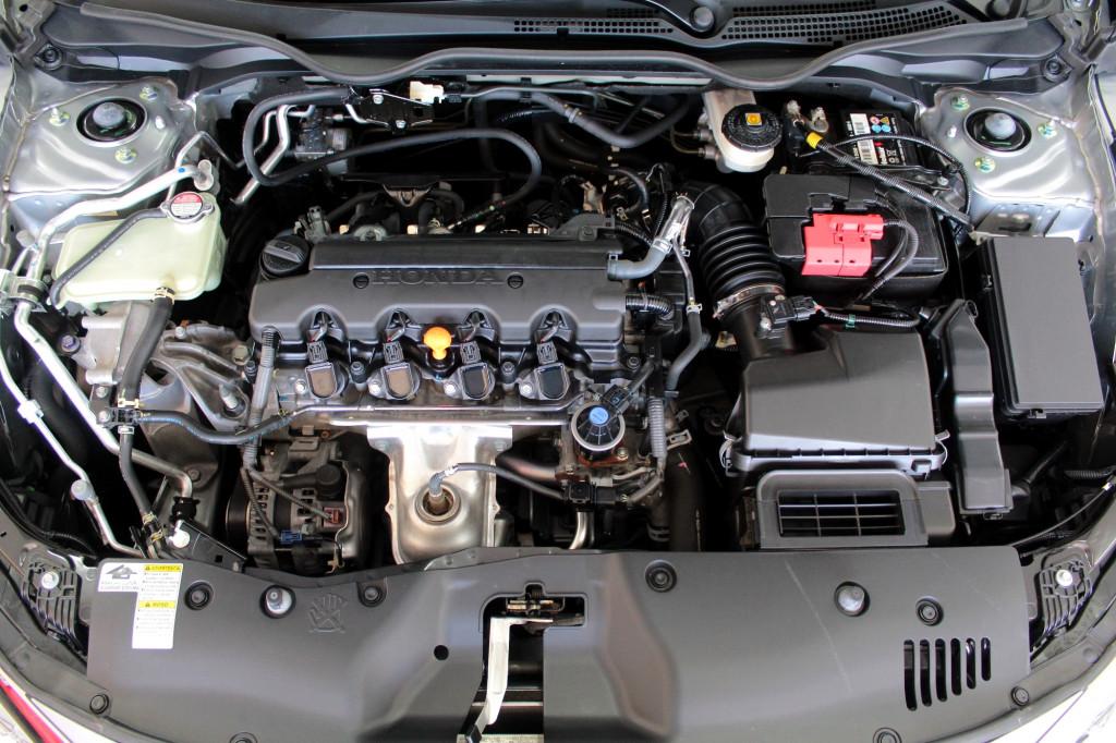 Imagem do veículo HONDA CIVIC 2.0 EXL FLEX AUTOMÁTICO CVT 7M - 2019 - PRATA