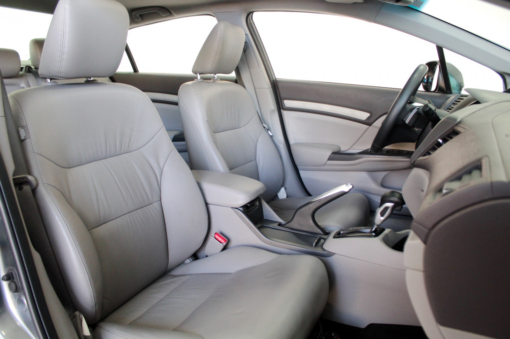 Imagem do veículo HONDA CIVIC 2.0 EXR GNV 4P AUTOMÁTICO 5M - 2014 - CINZA