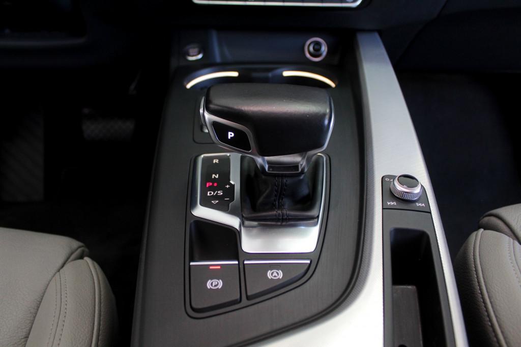 Imagem do veículo AUDI A4 2.0 TURBO AMBIENTE AUTOMÁTIZADO 7M - 2017 - CINZA