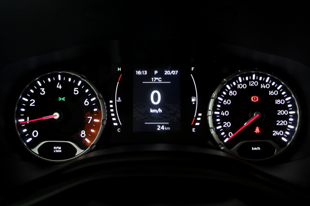 Imagem do veículo JEEP RENEGADE 1.8 SPORT FLEX AUTOMÁTICO 6M - 2021 - PRATA ** 0 KM ** UNIDADE DISPONÍVEL A PRONTA ENTREGA