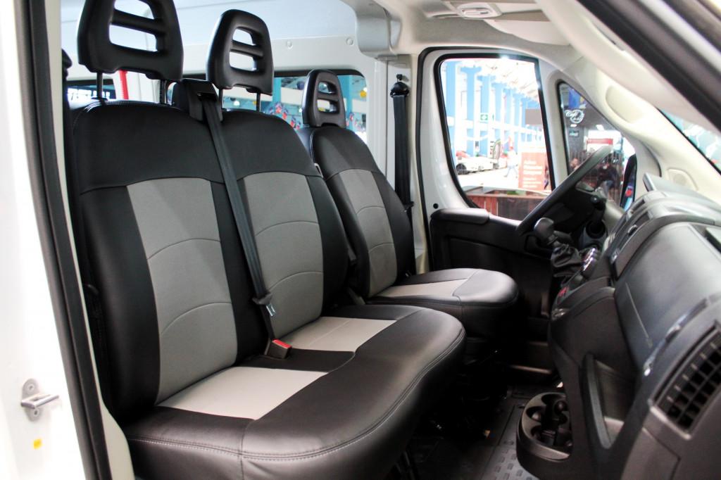 Imagem do veículo FIAT DUCATO 2.3 MINIBUS 16L TETO ALTO TURBO DIESEL MANUAL 6M - 2020 - BRANCO ** 0 KM ** UNIDADE DÍSPONIVEL A PRONTA ENTREGA