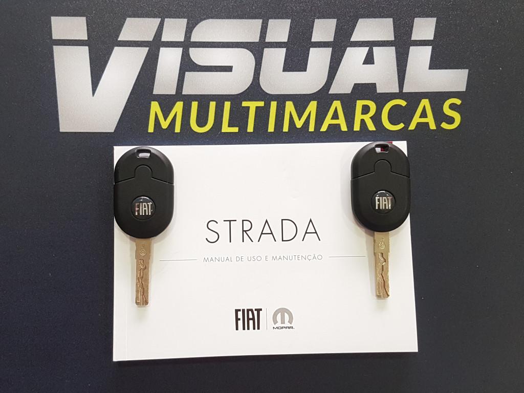 Imagem do veículo FIAT STRADA 1.4 ENDURANCE FLEX CS MANUAL - 2022 - BRANCO ** 0 KM ** UNIDADE DISPONÍVEL A PRONTA ENTREGA